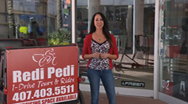 Heart of I-Drive   Redi Pedi