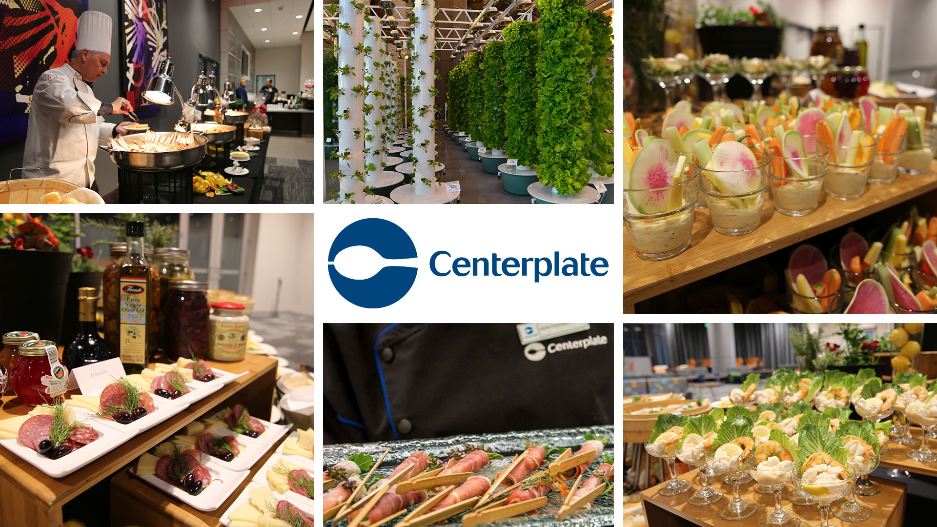 Orange County, Fla. renews Food and Beverage partnership with Centerplate at Orange County Convention Center