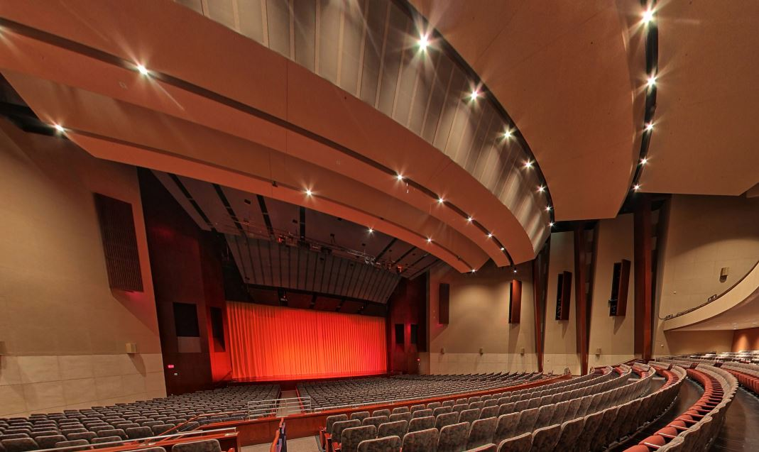 Chapin Theater audio & lighting upgrades