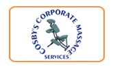 Cosby's Corporate Massage Services logo