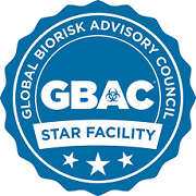 GBAC Star Accredited Facility - Opens in a new tab