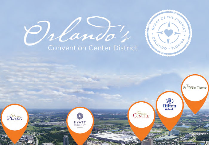 Orlando Convention Center District