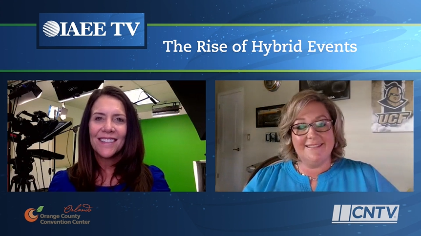 IAEE | Rise of Hybrid Events