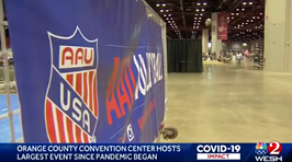 WESH   Largest Event Hosted