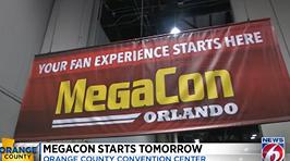 WKMG   MegaCon at the OCCC