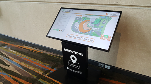 New wayfinding signs installed at OCCC