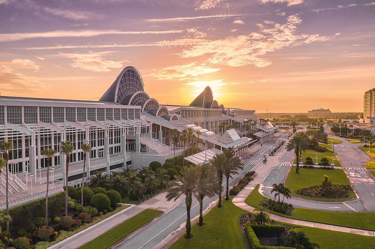 Orange County Convention Center Ends 2019 with a Successful Fourth Quarter