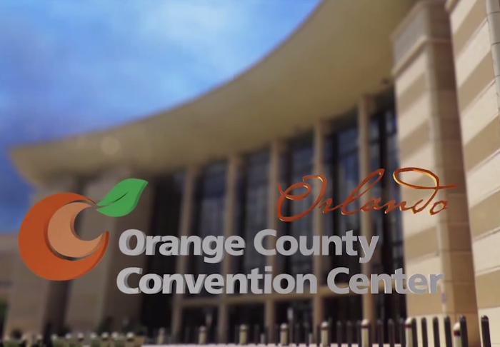 Experience the New Orange! – Orange County Convention Center