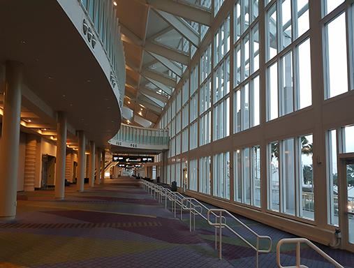 Five Facts You Need to Know About the Orange County Convention Center